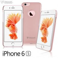 Apple iPhone 6/6s 玫瑰金圓孔設計保護殼