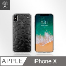 Apple iPhone X/Xs 3D鑽紋保護套