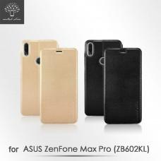 Asus ZenFone Max Pro ZB601KL/ZB602KL 時尚簡約插卡站立皮套