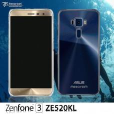 Asus ZenFone 3 ZE520KL 防刮透明晶透保護殼