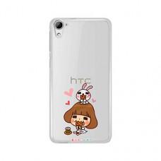 HTC Desire 820 香菇妹&拉比豆  午茶時光