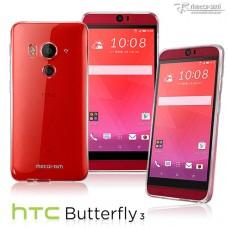 HTC Butterfly 3 超薄防沾黏防水漬果凍套