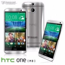 HTC ONE M8 透明晶透保護殼