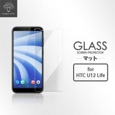 HTC U12 life 9H弧邊耐磨防指紋鋼化玻璃保護貼