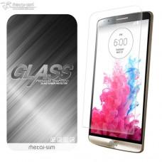 LG G3 9H弧邊耐磨防指紋鋼化玻璃保護貼