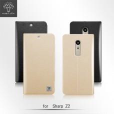 Sharp Z2 時尚流星紋插卡立架皮套