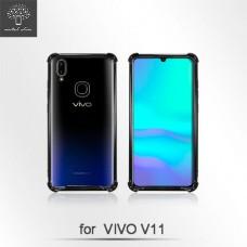 Vivo V11/V11i 四角防撞雙料保護套