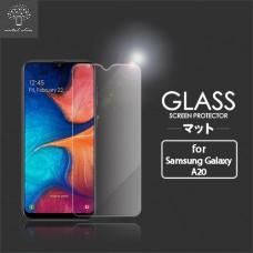 Samsung Galaxy A20 9H弧邊耐磨防指紋鋼化玻璃保護貼