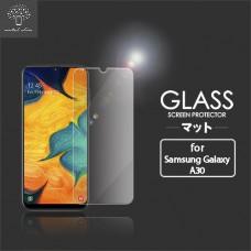 Samsung Galaxy A30 9H弧邊耐磨防指紋鋼化玻璃保護貼