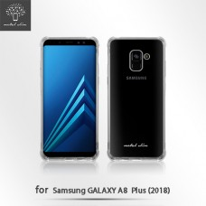 Samsung Galaxy A8 Plus 氣墊防摔保護套