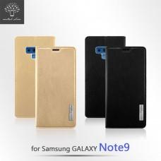 Samsung Galaxy Note 9  時尚簡約插卡立架皮套
