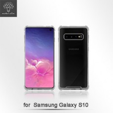 Samsung Galaxy S10 四角防撞雙料保護套