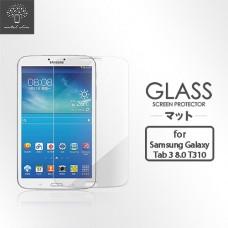 Samsung Galaxy Tab 3 8.0(T310) 9H弧邊耐磨防指紋鋼化玻璃保護貼