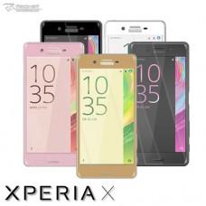 Sony Xperia X 9H滿版弧面鋼化玻璃保護貼